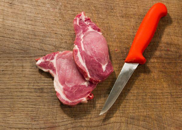 Schweinefleisch Vorrtspaket