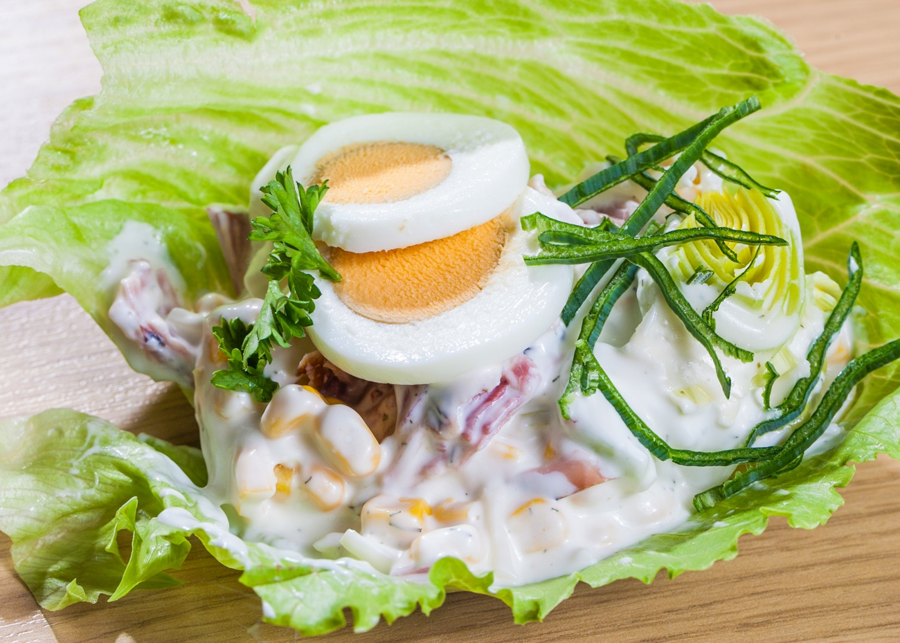Renates Schichtsalat