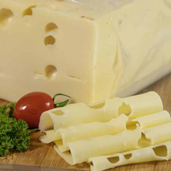 Grünländer Käse Natur 48% Fett i. Tr. 2